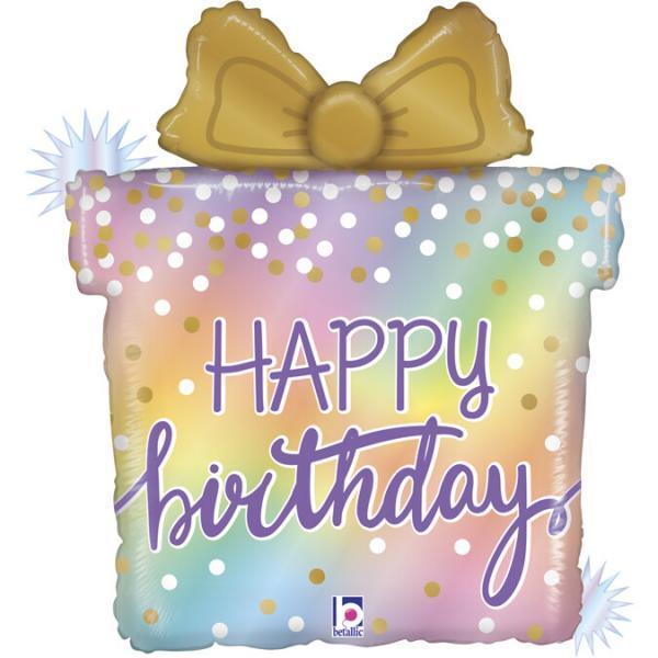 vendita palloncino buon compleanno regalo personalizzato