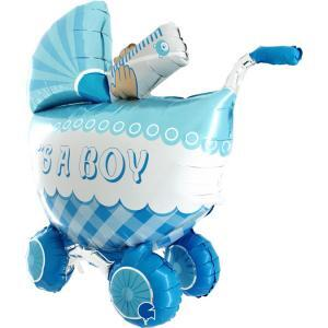vendita palloncino nascita maschietto