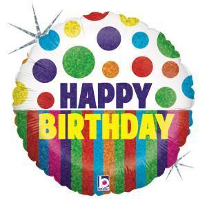 vendita palloncino buon compleanno