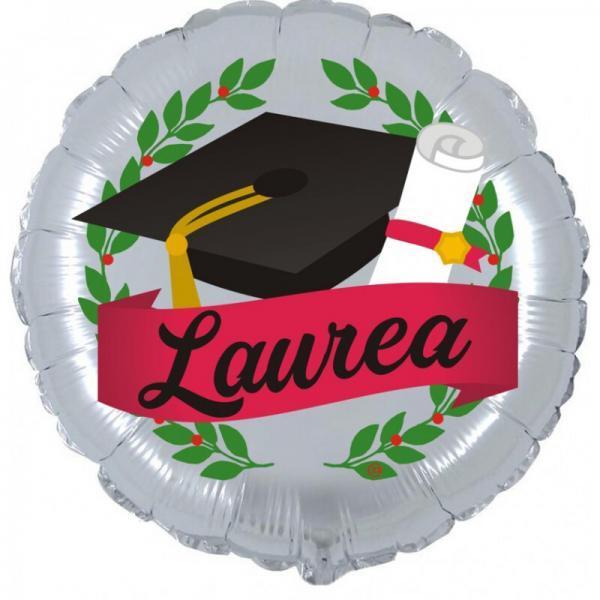 vendita palloncino festa laurea personalizzato